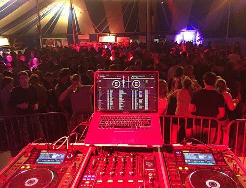 DJ voor Afterwork