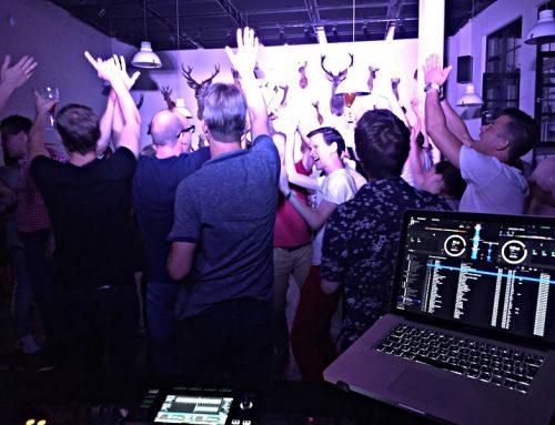 Halve Maan – DJ set