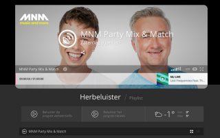 radio mnm mix and match